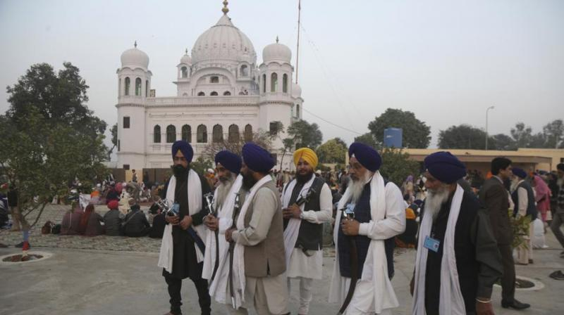 Several religious sites in Punjab are frequented by Sikhs from several countries including India. (Photo: AP)