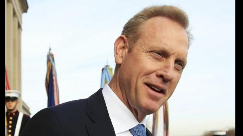 The Acting Defence Secretary Patrick Shanahan called for a durable diplomatic solution to the existing problem between the India and Pakistan. (Photo: