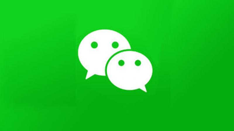 (Representational image/ WeChat messenger)