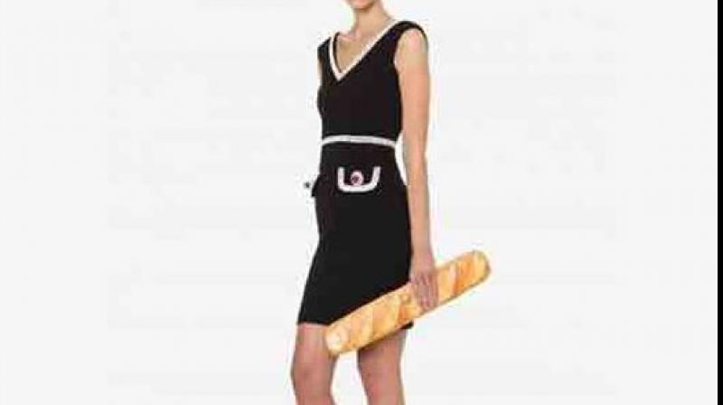 Bizzare bag that looks like a subway sandwich