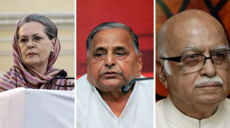 Even as the first phase of Uttar Pradesh assembly polls are over and campaigning for the second phase is to end on Monday, senior leaders synonymous with electoral politics in the state were nowhere to be seen. (Photo: Representational Image)