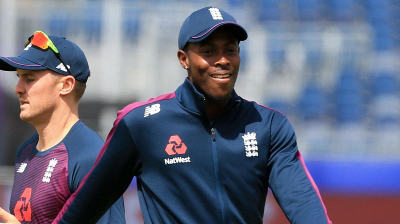 England pacer Jofra Archer said that Test cricket is his preferred format as it gives 'ample chances' to the bowler to redeem himself. (Photo:AFP)