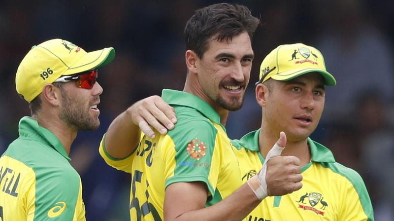 England fans obviously did not learn when they taunted former Australia legspinner Shane Warne for eating all the pies, with a jibe at fast bowler Mitchell Starc helping fire him up to destroy England at the Cricket World Cup. (Photo: File)(Photo:AP/PTI)