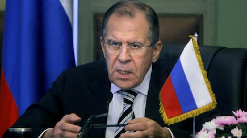 Russian Foreign Minister Sergei Lavrov (Photo: AP)