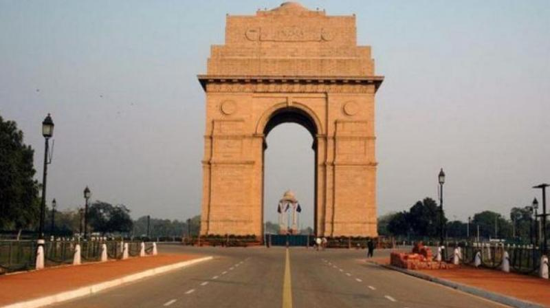 "It has also been said that the Central Vista running from Rashtrapati Bhavan to India Gate was a reflection of a ""colonial ethos"", a legacy that needed to be reversed."