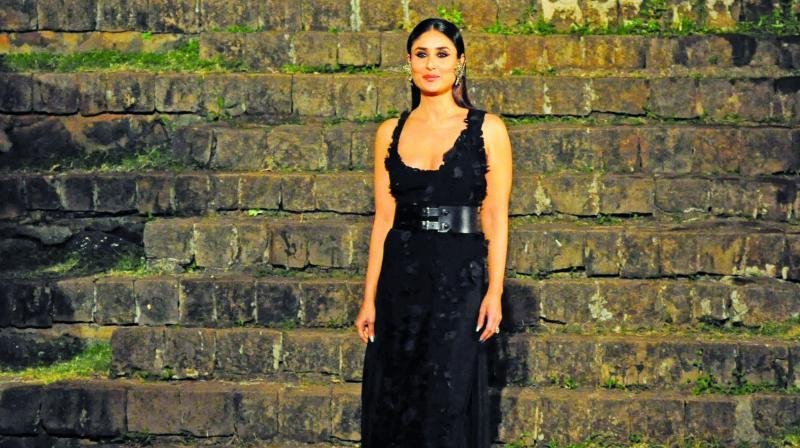 Actress Kareena Kapoor