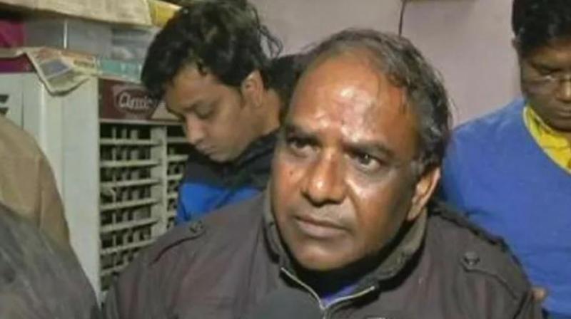 Ankit Saxena's father Yashpal (Photo: ANI)