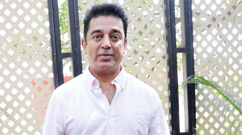 Makkal Needhi Maiyam (MNM) founder Kamal Haasan has stoked a possible controversy. (Photo: File)