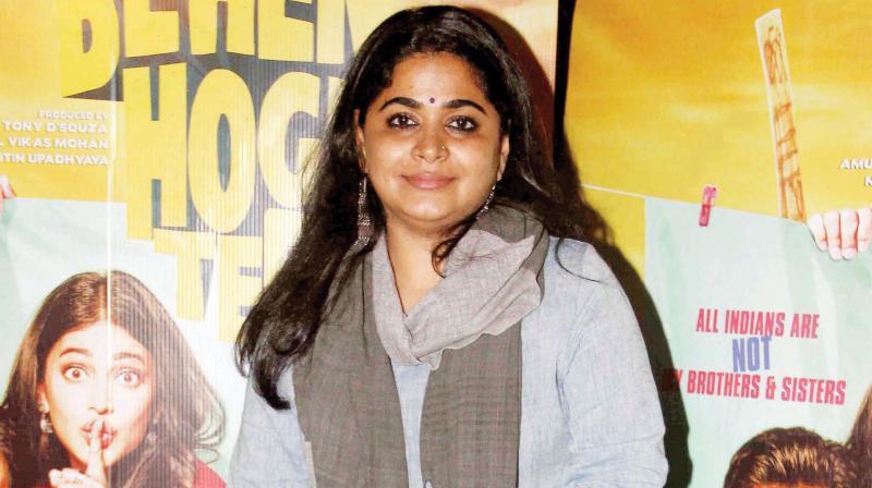Ashwini Iyer Tiwari