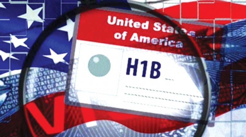 The H-1B visa is a non-immigrant visa through which many Indians workers are employed in US companies.  (Representational Image)