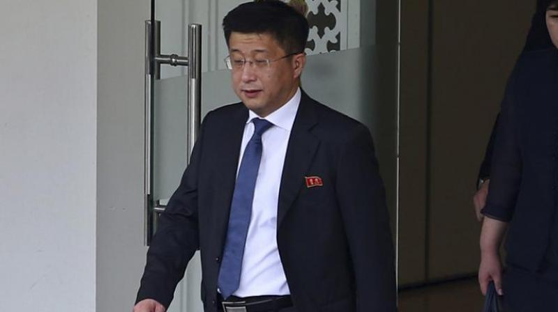 Kim Hyok Chol, who led North Korea's working-level talks in the run-up to the Hanoi summit, is alive and in state custody, CNN reported, citing several unidentified sources. (Photo: AP)