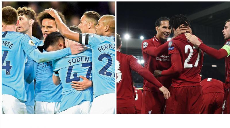 The consistency of Manchester City and Liverpool has seen this fixture become English football's biggest game in recent seasons. (Photo: AP/PTI/AFP)