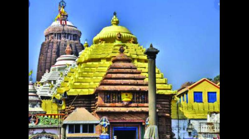Critics said that it is illegal to deposit Lord Jagannath's funds in a private bank.