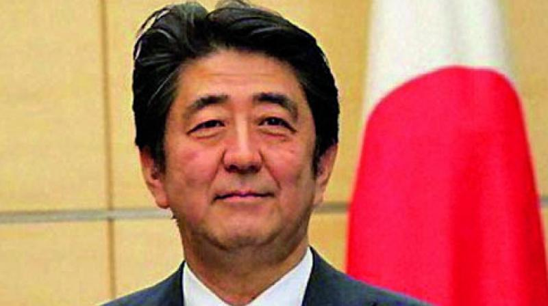 Wednesday marks Abe's 2,887th day in office, topping the record previously set by Taro Katsura, a revered politician who served three times between 1901 and 1913. (Photo: File)