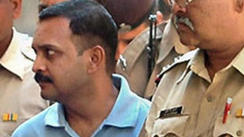 The sanctioning authority should be an independent person, while here it was granted by a junior official in the Maharashtra home department, Rohatgi, Purohit's lawyer, said. (Photo: File)