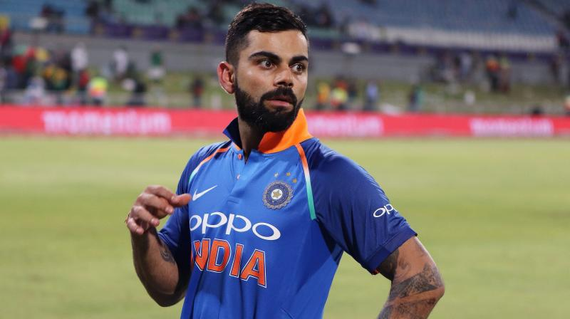 Kohli revealed as much in an interview with Emmy winning journalist Graham Bensinger. (Photo: AFP)