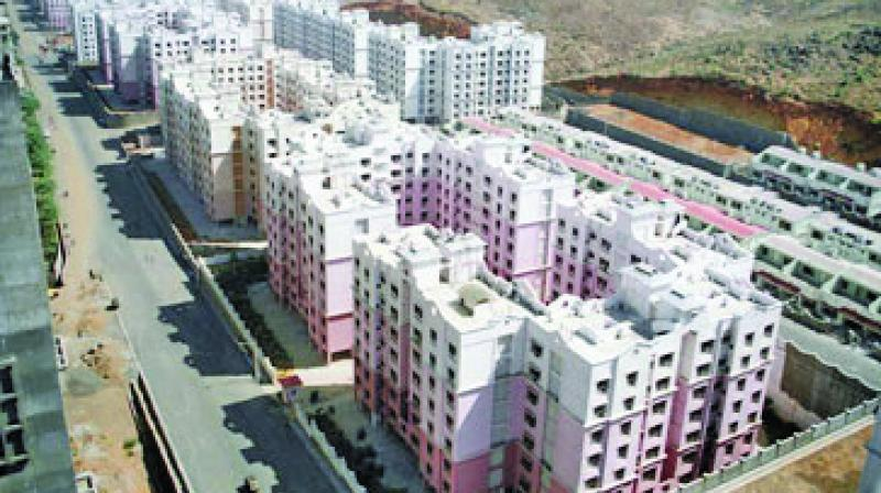 In Mumbai and its periphery the construction of smaller houses had come to a stand still and builders mostly concentrated on large homes. (Representational Image)