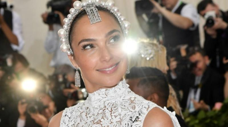The Egyptian queen is be played by Gal Gadot, an Israeli star of Greek lineage. Her ethnicity has caused what the cliché appropriately calls a Twitter storm.  (AFP)
