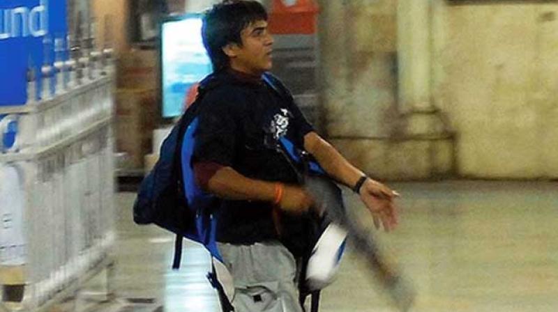 Ajmal Kasab was the lone terrorist captured alive during the November 26, 2008 Mumbai attacks. (Photo: PTI/File)