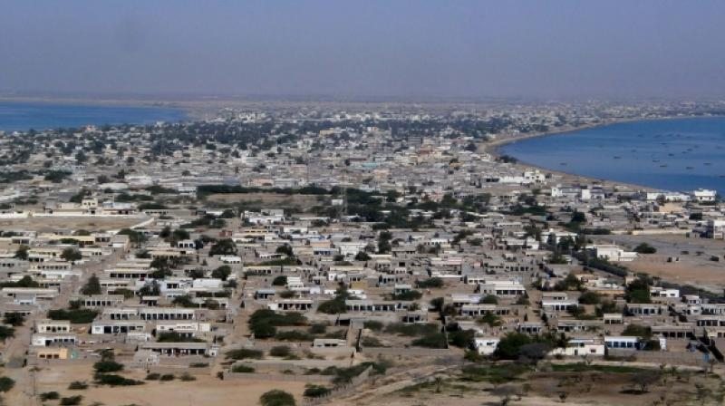 The CPEC is a network of infrastructure projects that are currently under construction throughout Pakistan that will connect China's Xinjiang province with Gwadar port in Pakistan's Balochistan province. (Photo: AFP)