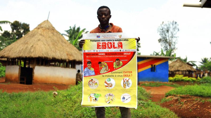 The Ebola virus is considered one of the most lethal pathogens in existence, and was responsible for the brutal pandemic of 2014 that sparked international fear. (Photo: AP)