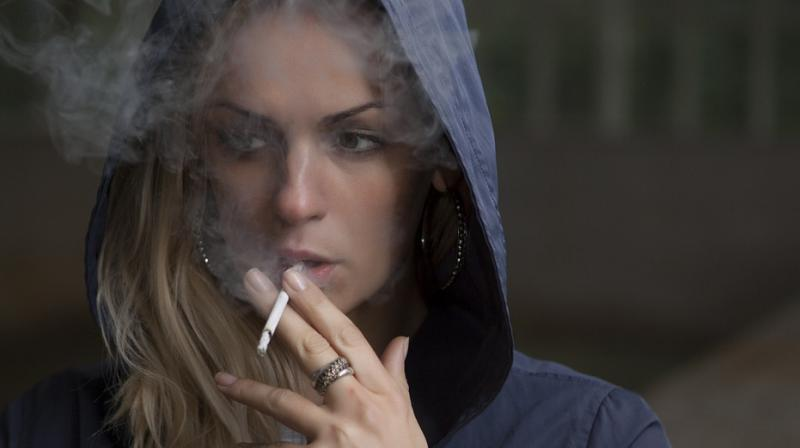 Thirdhand smoke, or THS, results when exhaled smoke and smoke emanating from the tip of burning cigarettes settles on surfaces such as clothing, hair, furniture, and cars. (Photo: Representational/Pixabay)