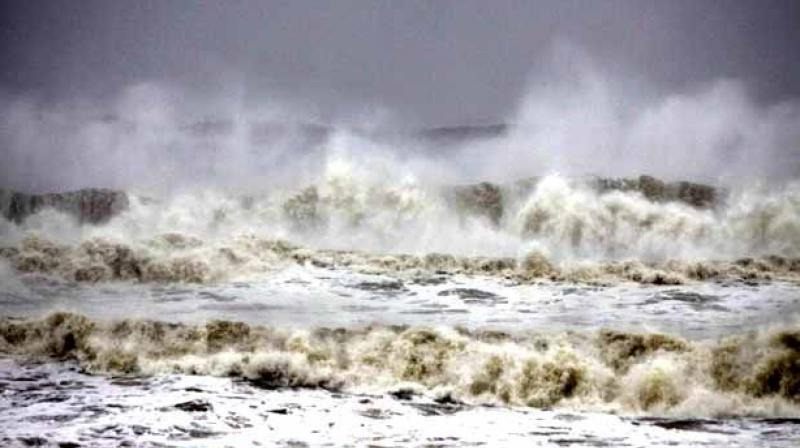 A wave of one metre (three feet) is expected to hit the coast of the Sea of Japan, north of Tokyo, the nation's meteorological agency said. (Photo: Representational)