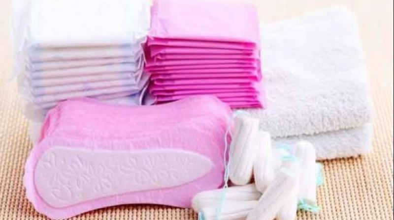 Free sanitary pads to school girls when needed: South Delhi
