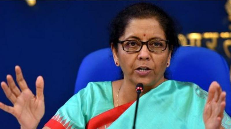 Finance Minister Nirmala Sitharaman (Photo- PTI)