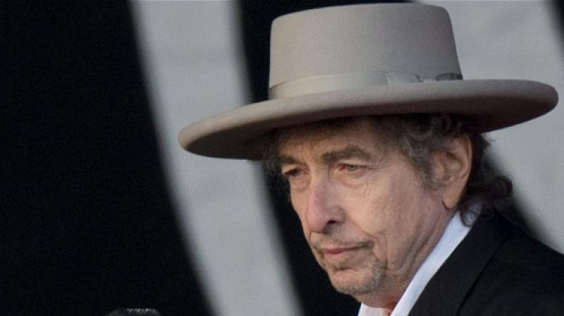 American singer-songwriter Bob Dylan, who was awarded the Nobel Prize in Literature last month, will not attend the ceremony in Stockholm. (Photo: AFP)