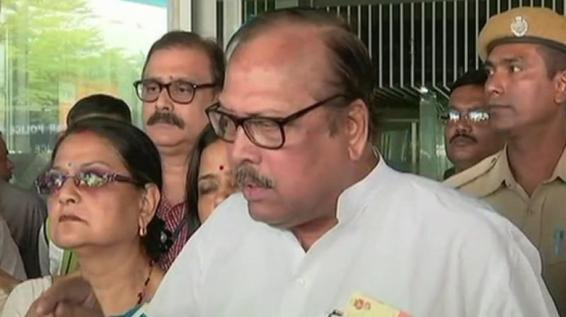 Ray further said that the name change will 'restore the actual identity of the people of Bengal'. (Photo: ANI)