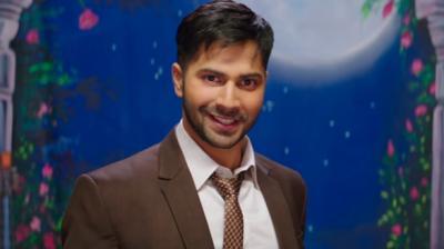 Varun Dhawan in the first teaser of 'Badrinath Ki Dulhania'