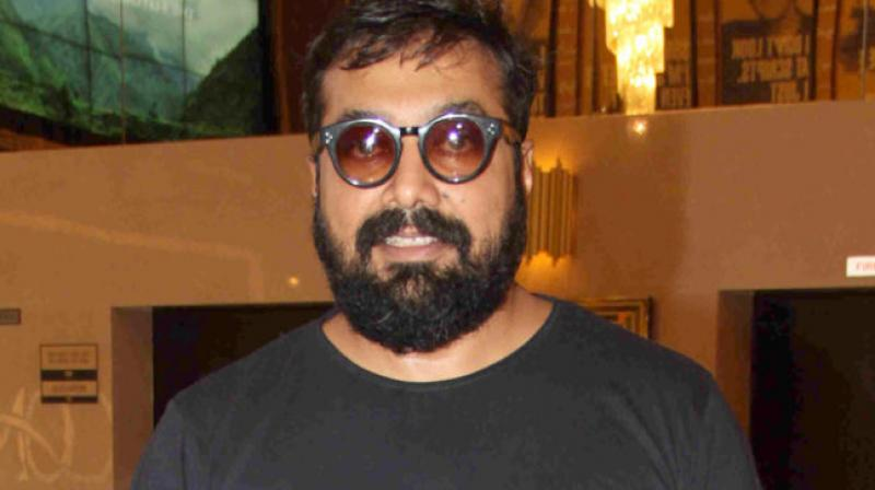 Anurag Kashyap.