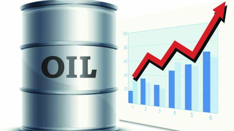 Crude oil prices have remained high in the recent past due to production cuts by Opec and a gradual recovery in the global economic growth.