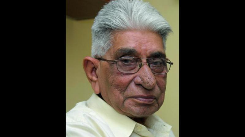 Maj. Gen. Afsir Karim (Retd) (Photo: Sondeep Shankar)