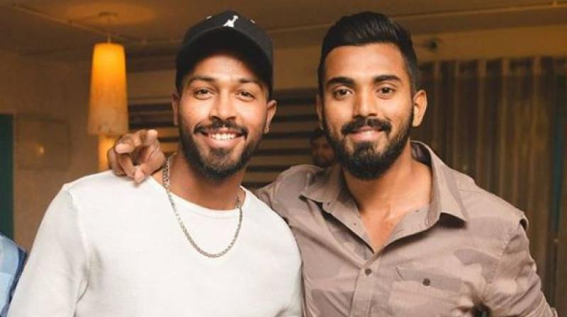 On the show, Pandya had boasted about hooking up with multiple women, in comments that were deemed misogynist, sexist and racist on social media. (Photo: Instagram)