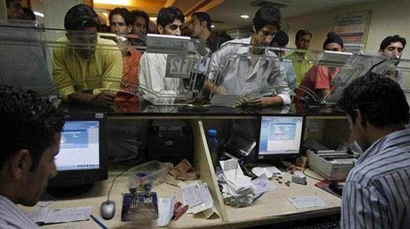 Banks have opened more accounts after notes recall.