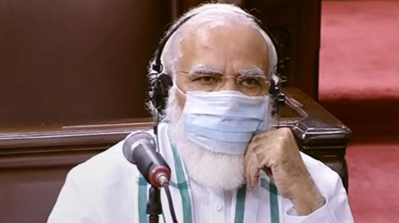 Prime Minister Narendra Modi. — PTI photo
