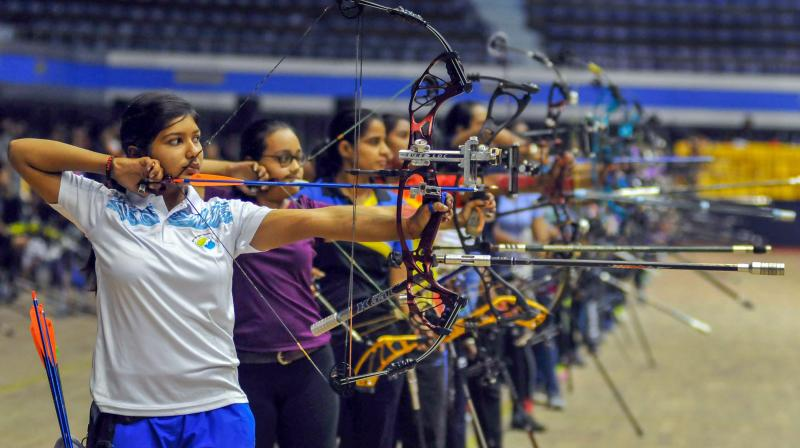 The latest development would mean that the Indian archers will have a new administrative set-up before the marquee World Championship from June 10. (Photo: PTI)