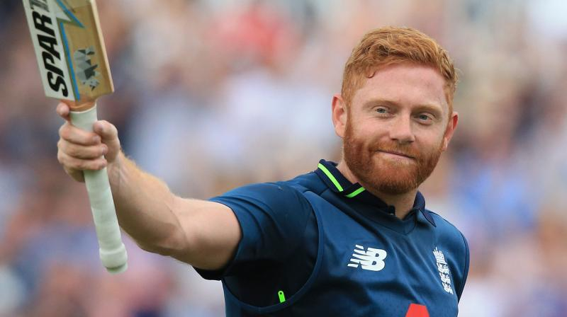 World Cup returns to England and Wales after 20 years and Bairstow said England deserved to win their maiden title after all the hard work they had put in over the past two years to become the number one ranked one-day team. (Photo: AFP)
