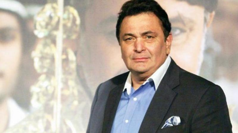 Rishi Kapoor was seen in 'Kapoor & Sons' earlier this year.