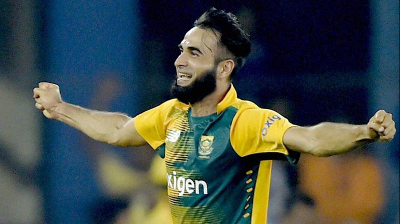 Tahir's dominance in limited over format was recognized by the Cricket South Africa as they awarded Tahir with South African T20 Player of the Year in 2017. (Photo: PTI)
