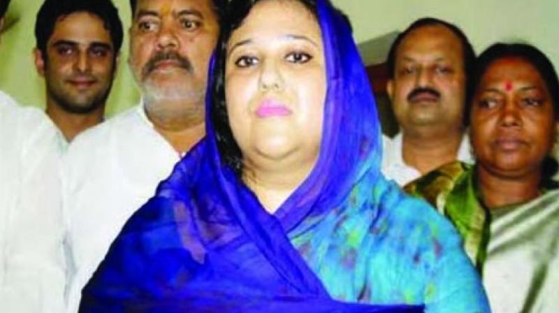 Kandhamal MP Pratyusha Rajeswari Singh (Image: File)