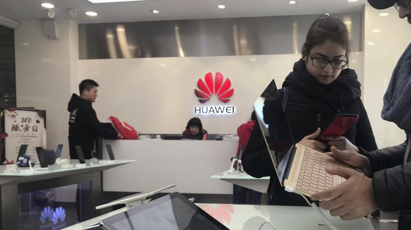 The pressure is piling on Huawei.