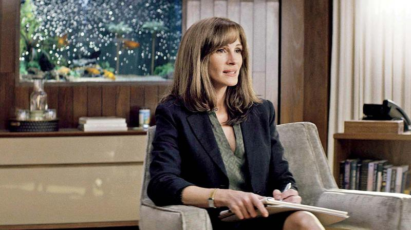Julia Roberts brings her vast body of work to shine with this series.