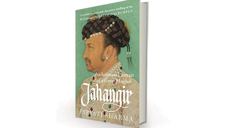 Jahangir: An Intimate Portrait of a Great Mughal by Parvati Sharma, Juggernaut, Rs 599