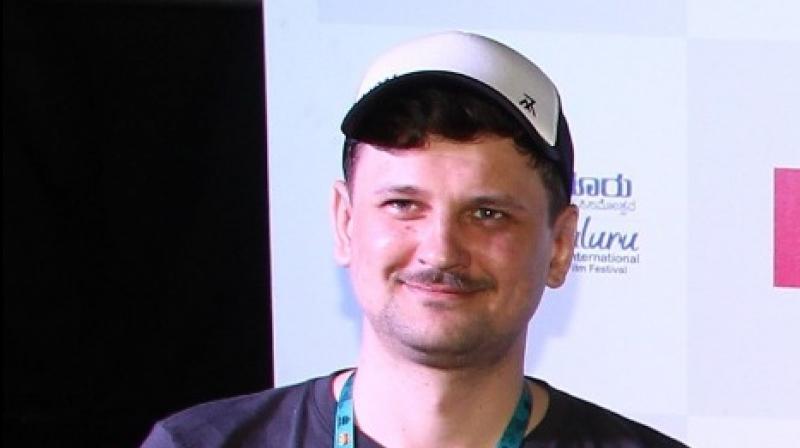 Tymur Yashchenko, Ukrainian film director.