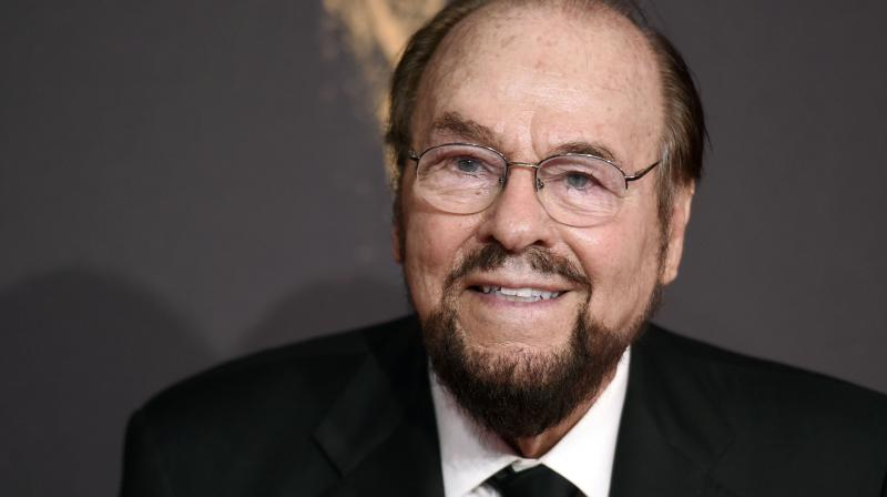 September 9, 2017 file photo of Inside the Actors Studio host James Lipton at the Creative Arts Emmy Awards in Los Angeles. Lipton died on March 2, 2020, of bladder cancer at his New York home. He was 93. (AP)
