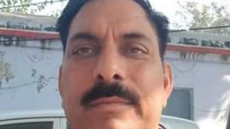 Inspector Kumar was killed on December 3, 2018 (Photo:Twtter)