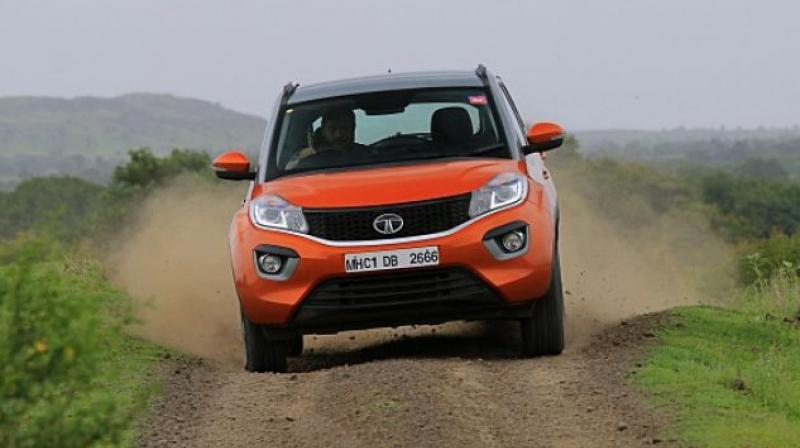 It is the most affordable petrol automatic compact SUV in India at Rs 7.5 lakh.